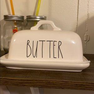 NWOT Rae Dunn BUTTER Dish